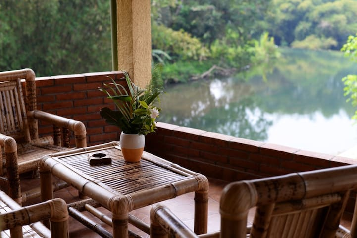 Alamkita (Teduh Villa): Amazing view - Privacy