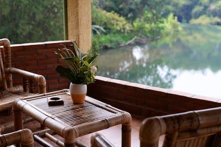Alamkita (Teduh Villa): Amazing view - Privacy