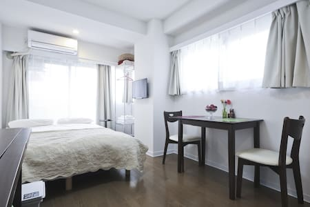 Stunning Location, Clean and Bright #2 - Minato-ku - Apartmen