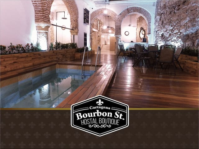 Bourbon St Hostel