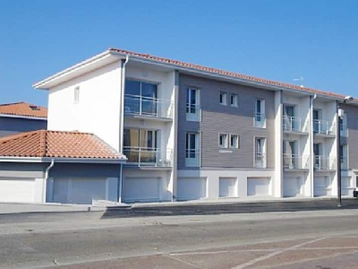 Apartment with one bedroom in Vieux Boucau, with WiFi