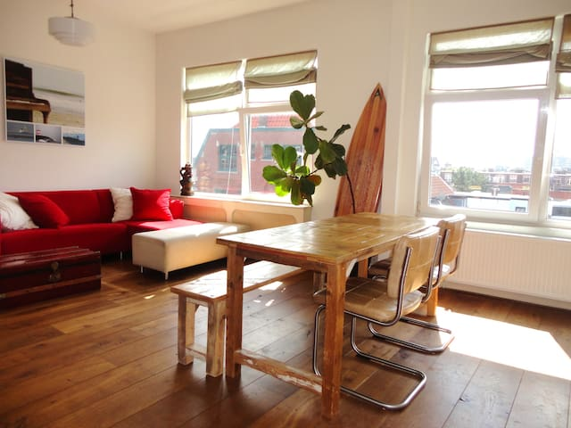 Great seaside-style apartment! - The Hague - Byt