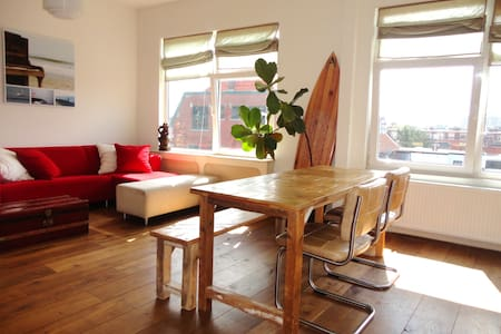 Great seaside-style apartment! - The Hague