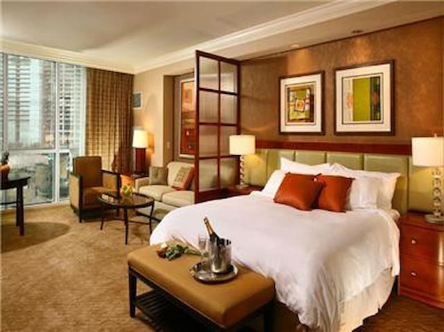 The Signature MGM Deluxe Suite!!