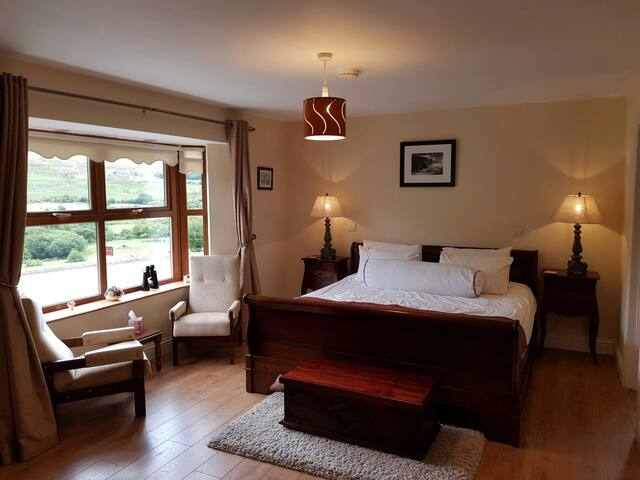 Caragh River Lodge Bed & Breakfast - Deluxe Room
