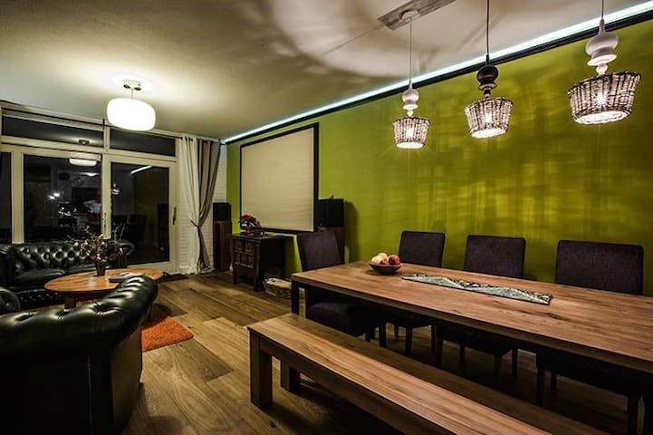 Room in cozy house PerfectLocation! - Wageningen - บ้าน