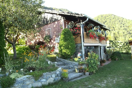 Romantic cottage in the real nature - Stari Dvor - Hus