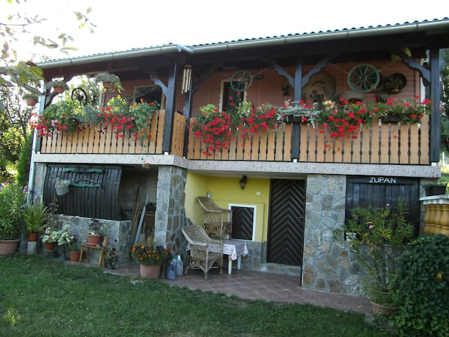 Our house from other side