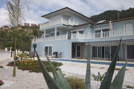 Luxuswohnung Mavi Villa Gazipasa/1-6 Pers./2-3 SZ - Flat