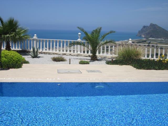 Luxuswohnung Mavi Villa Gazipasa/1-6 Pers./2-3 SZ - Gazipaşa - Leilighet