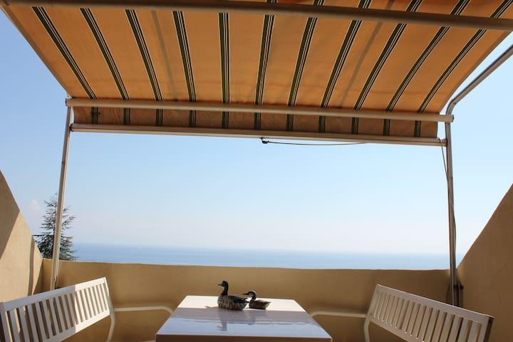the beautiful view - Letojanni - Departamento