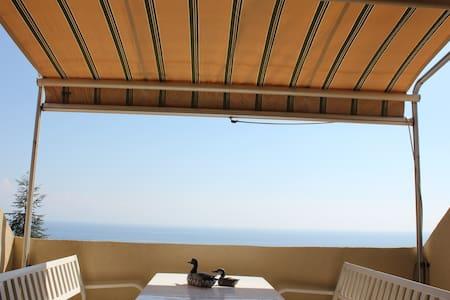 Taormina's beautiful view - Letojanni - Apartment
