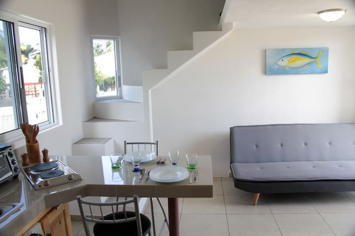 "Beachfront Loft ""Pargo"" - Los Barriles - Loft"