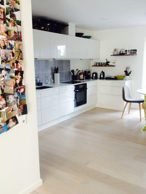 Great family house near copenhagen case in affitto a for Piani di case modulari con 2 master suite