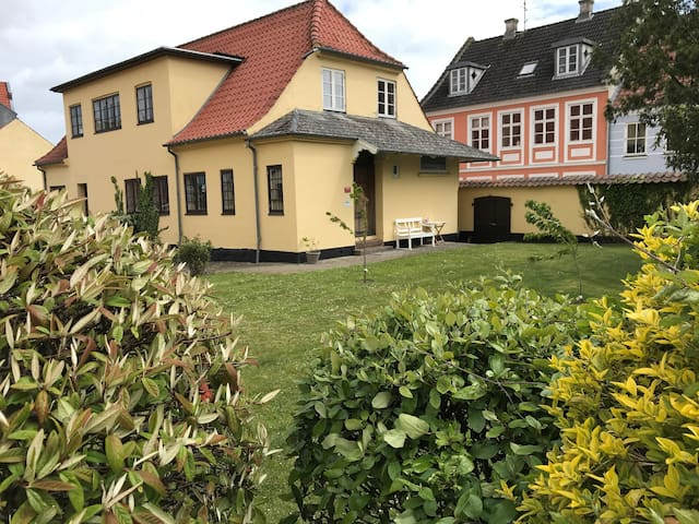 Hel Lejlighed i Svendborg Centrum