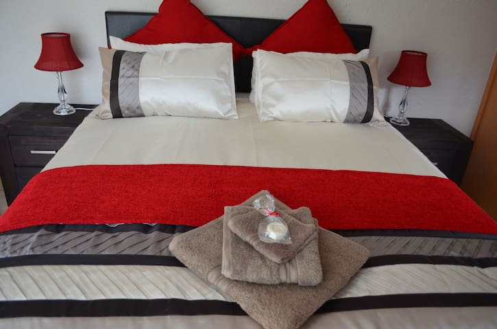 Ciska's Cozy Corner with Beauty Salon - Kempton Park - Huis