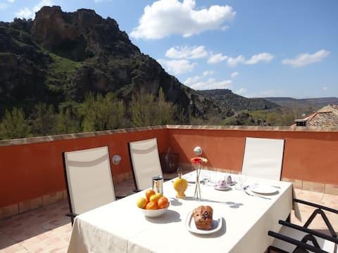 Apartamento para 2 en Parque Natural- 1h.  Madrid