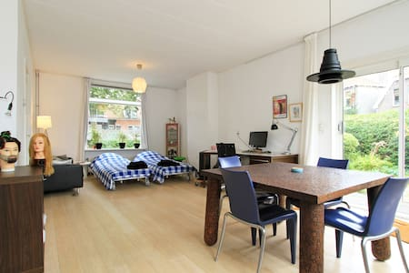 Spacious room, kitchen & garden - Zaandam