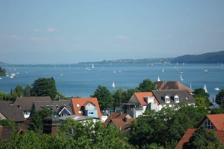 Whg-Blick auf Bodensee-Ludwigshafen - Bodman-Ludwigshafen