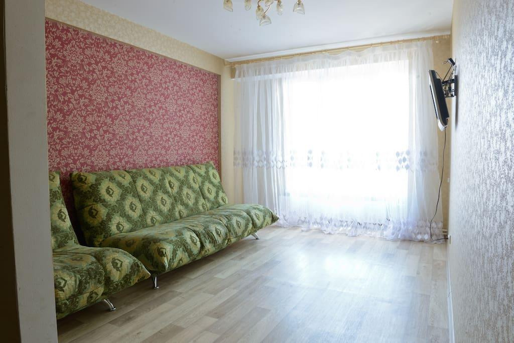 Зал -гостинная living-room