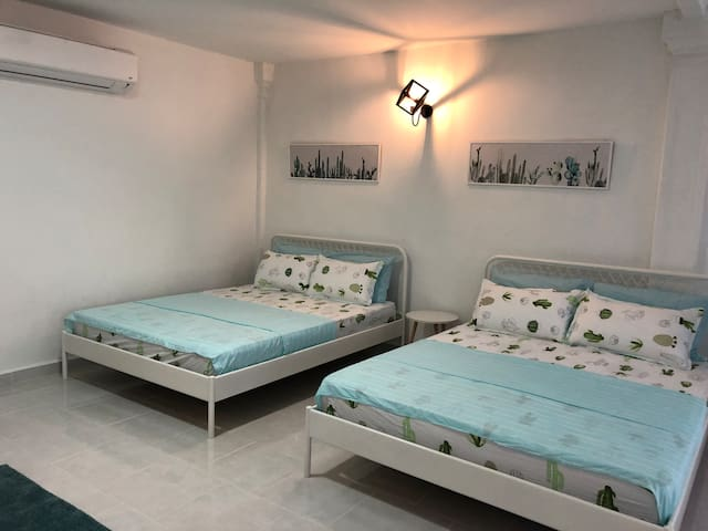 Sofikha Vacation Studio (4 - 6 pax)