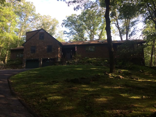 Beautiful, Private Home in Bedford Village NY