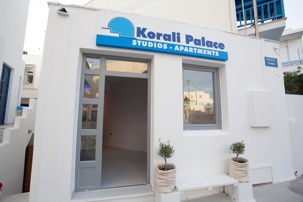 Korali Palace Double Studio Private