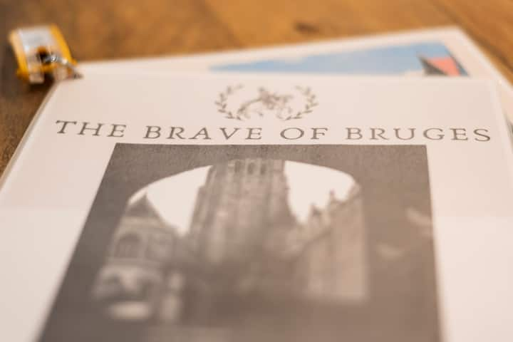 The Brave of Bruges with a parking place