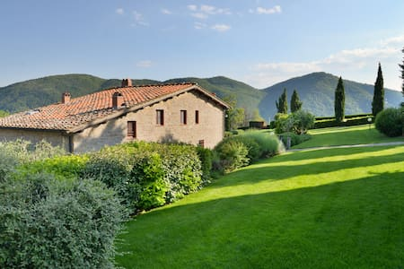 Farmhouse on the hills of Chianti - Greve in Chianti - Apartment - 0
