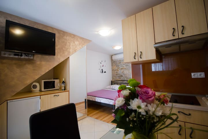Apartment Jadro1 in old stone house