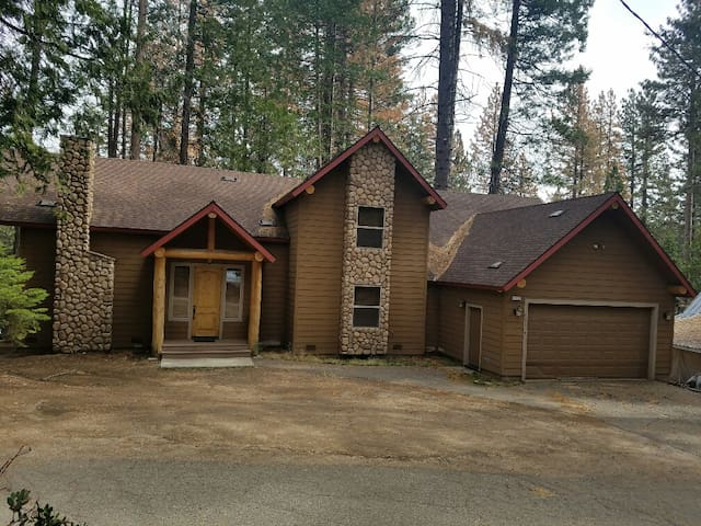 Aspen_Lodge - Shaver Lake - Casa