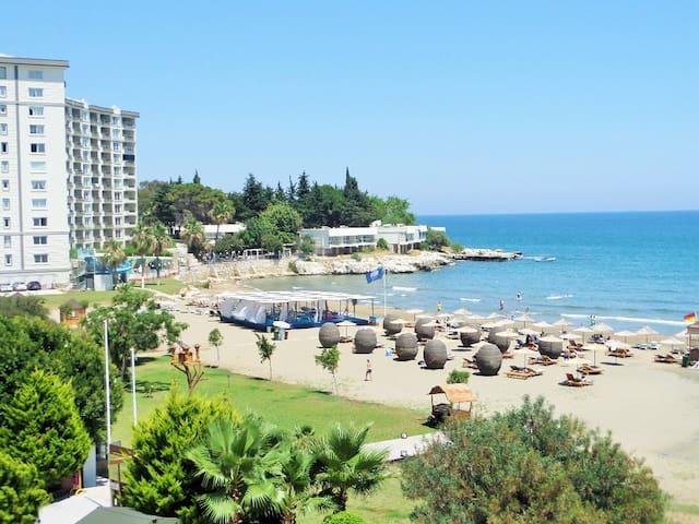 NEOPOLİS, Mavi Bayrak, Deniz, Aquapark, Havuz, 3+1