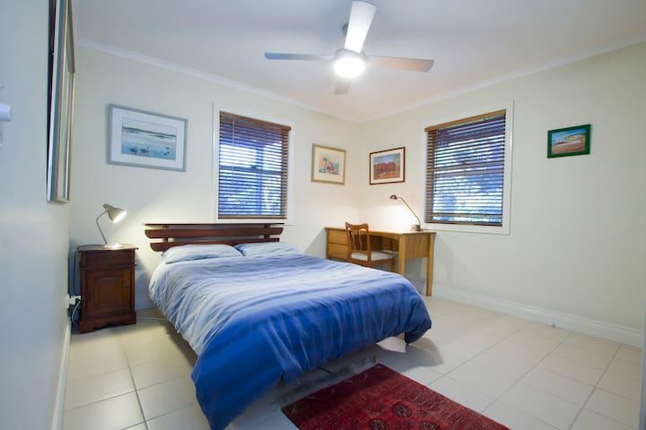 Quiet Comfortable Double Room