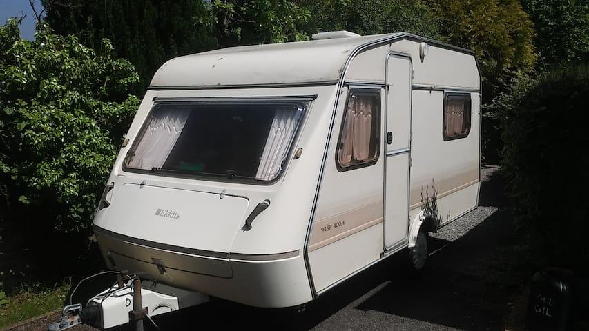 3-berth caravan close to Bristol airport - Bristol