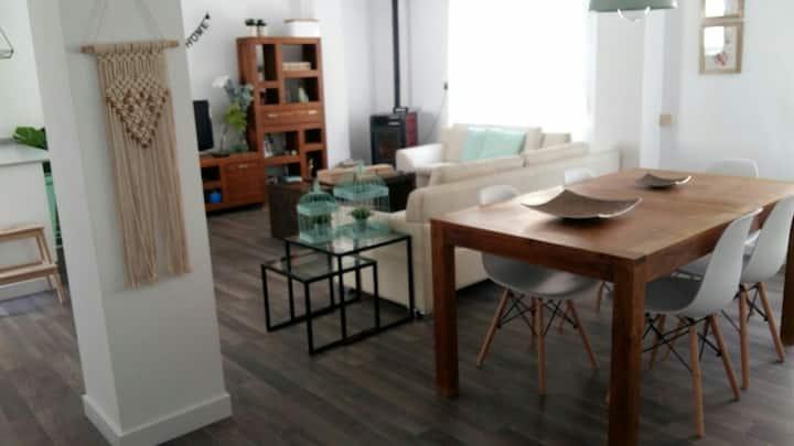 Precioso apartamento en Requena (Valencia )