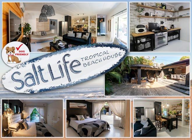 SALT LIFE - Tropical Beach House - Salt Rock