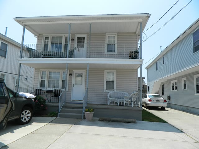 Jersey Shore Gem #1 - North Wildwood - Appartement