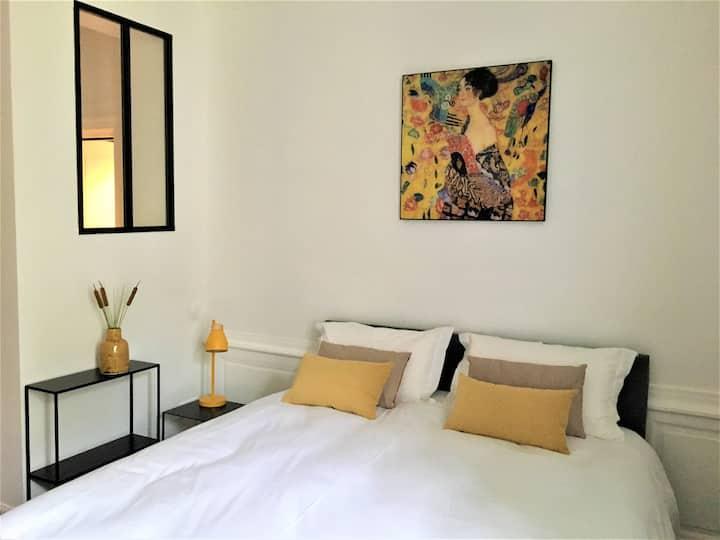New_Appartement de charme et de caractère_Klimt