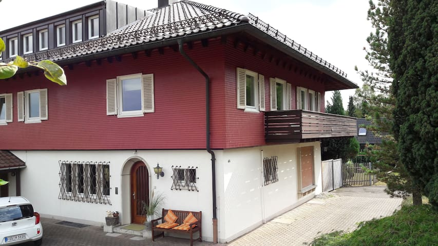 Sunny Apartment in quiet aria - Freudenstadt - Apartmen