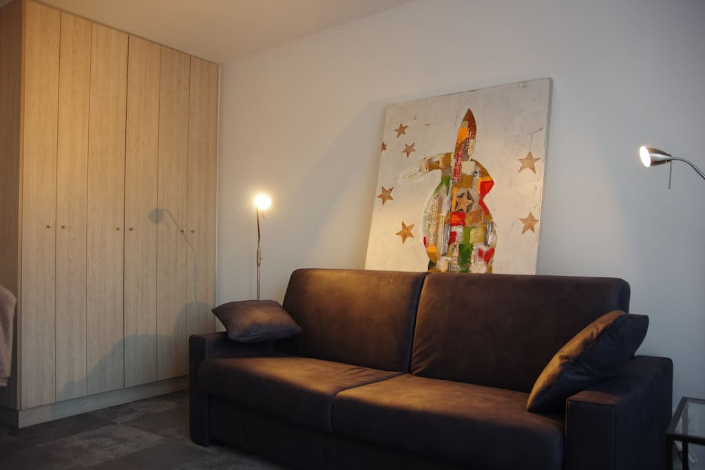 Bel appartement ensoleill et neuf centre ville for Logement studio bordeaux