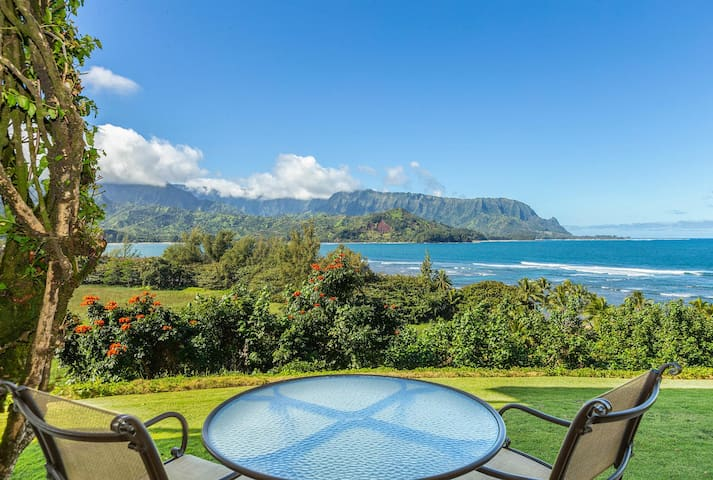 Spectacular View at Hanalei Bay Resort 9101,2,3