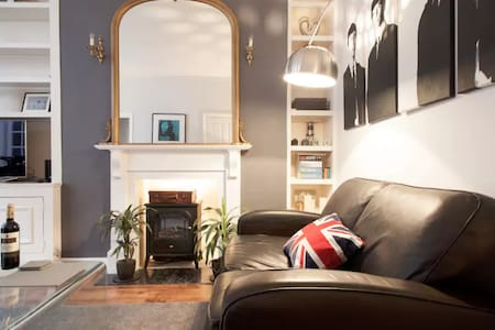 Lux Chelsea flat excellent location 24 hr check in - London - Apartment