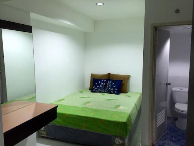 Apartemen Jarrdin Cihampelas Bandung 22th floor