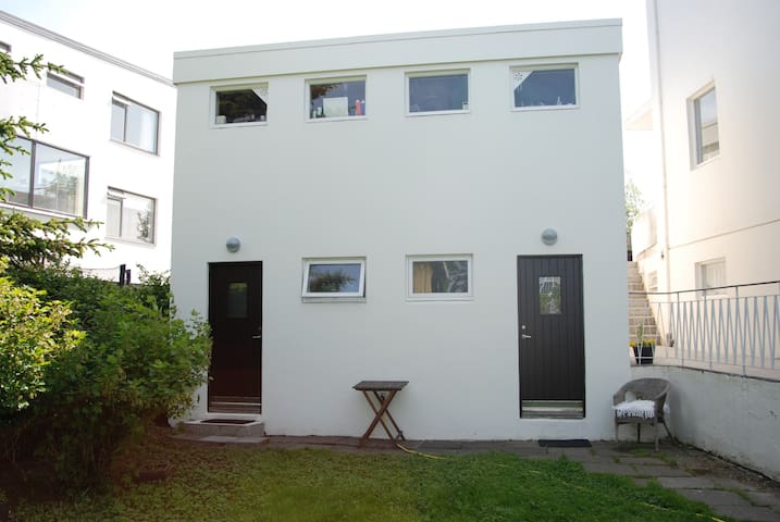 Cosy studio apartment - Reykjavík - Apartament