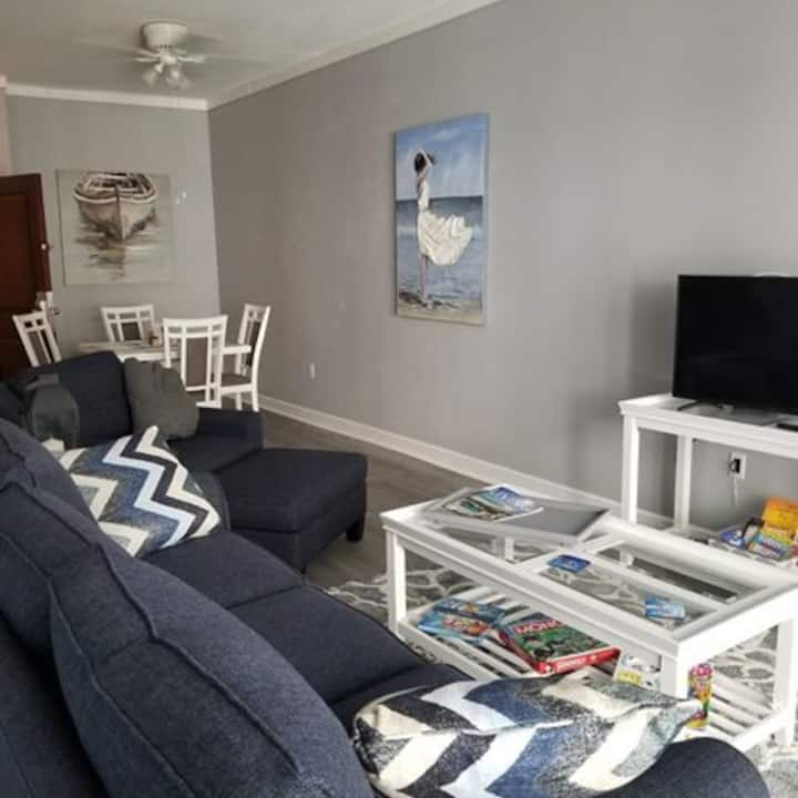 Beautiful Condo with Beach and Pool view-unit 1032