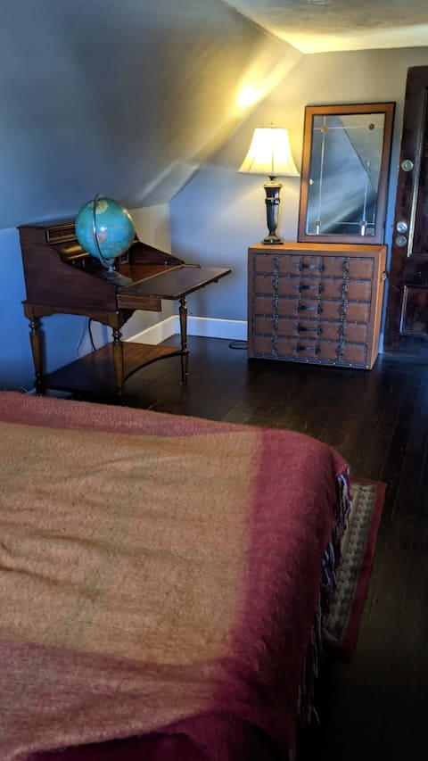 Warm Room w/Charm of late 19th Century Victorian