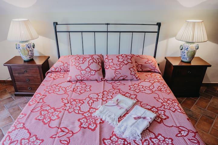 Camera da letto del moro