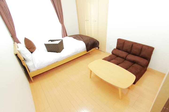 For both short and long stay. 26 - Kita-ku, Niigata-shi - Apartament