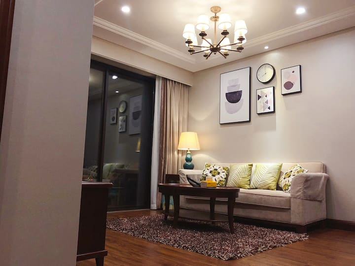 乌镇景区旁精装两房公寓嘉兴桐乡绿城乌镇雅园书雅苑