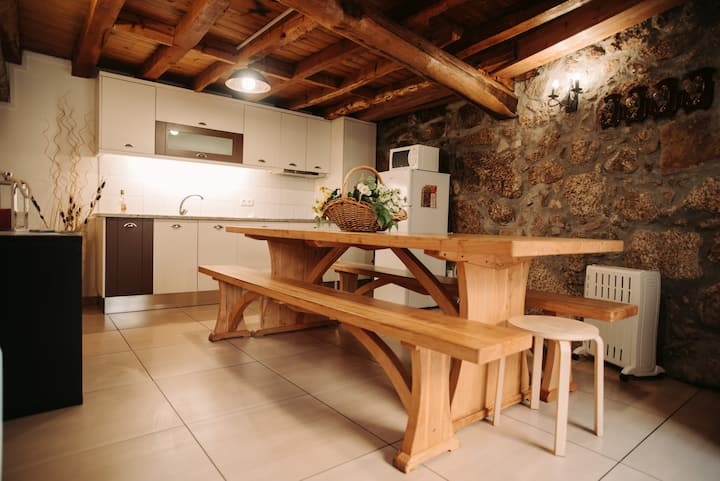 Serra da Estrela, Sabugueiro (15 min da Torre)